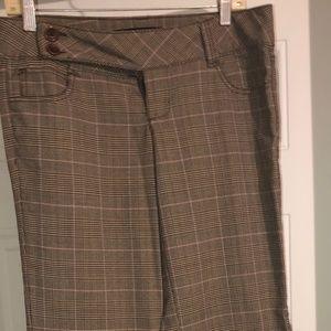 Lux Womens Work Pants